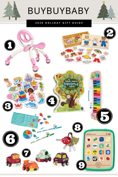 BuybuyBABY Toy Gift Guide