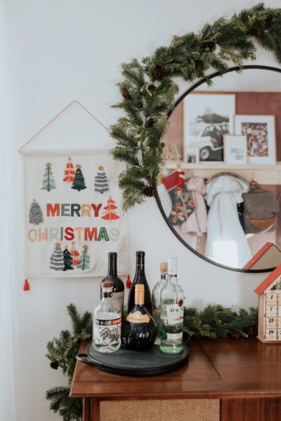 A Christmas Tour Of Our House