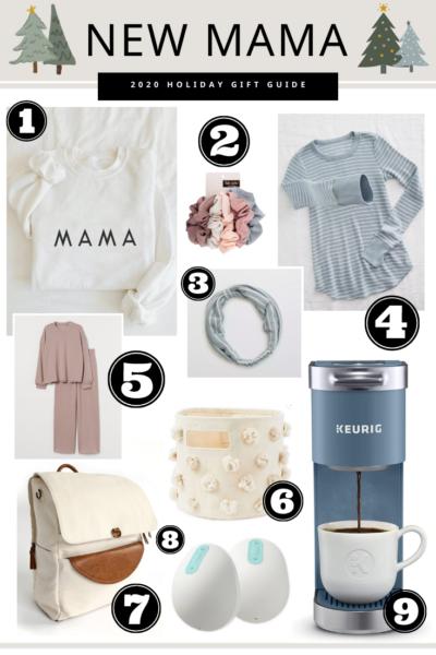 New Mama Holiday Gift Guide