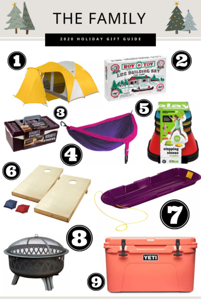 The Family Holiday Gift Guide