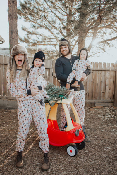 Creating Christmas Family Traditions & Being okay when they Change