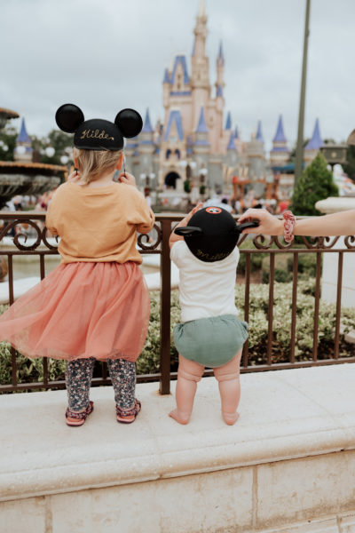 Disneyworld in 2020