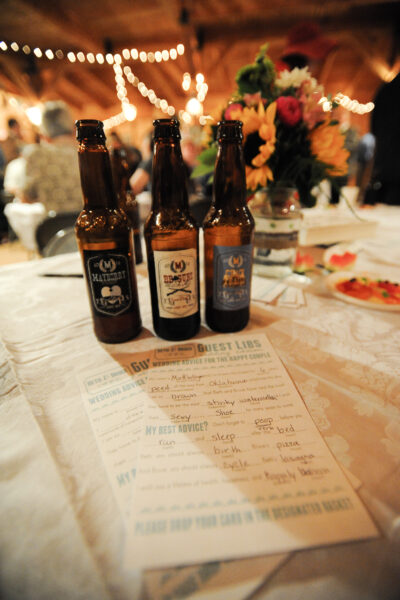 The Wedding Day Toasts