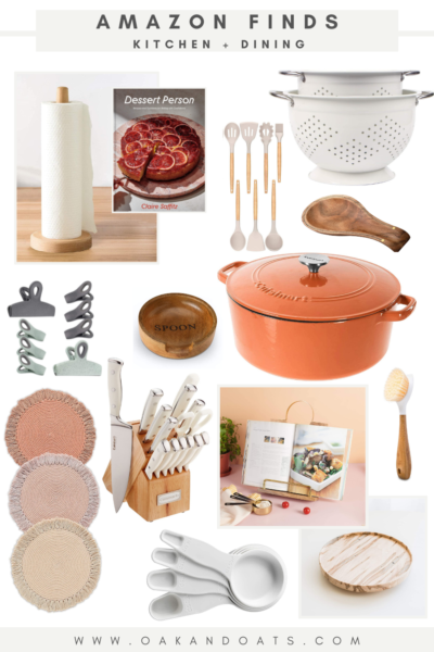 Amazon Finds: Kitchen + Dining