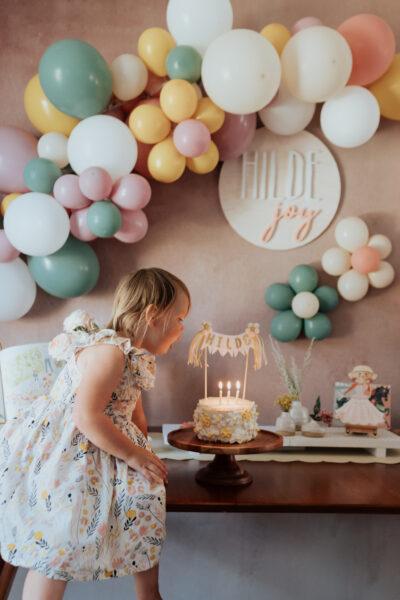 Happy 3rd Birthday Hilde Joy
